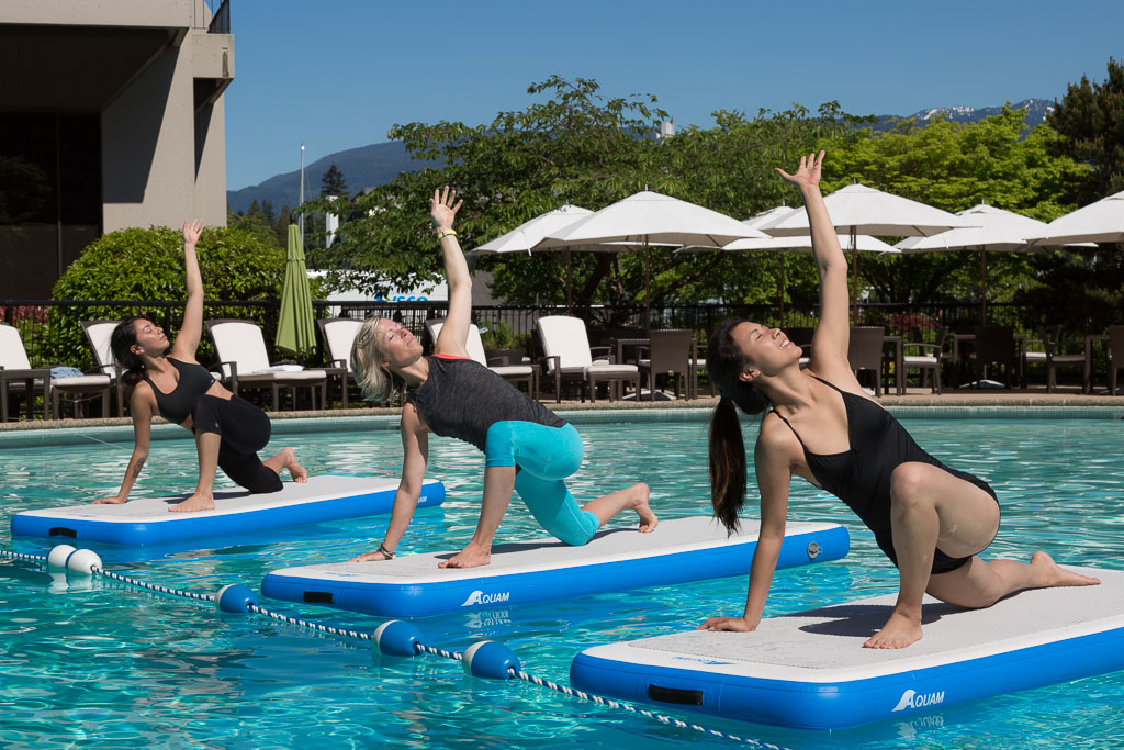 sup yoga & liquid yoga | stand up paddle vancouver