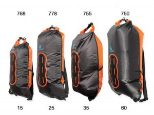 Orange Dry Pack Noatak